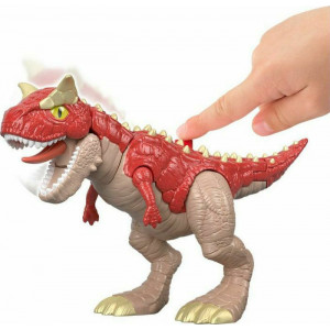 Fisher Price Imaginext Jurassic World Δεινόσαυρος Και Φιγούρα - 3 Σχέδια FMX88