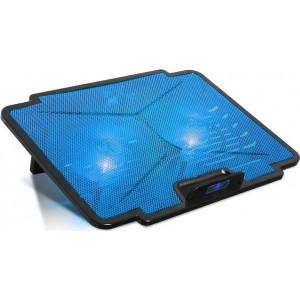 SPIRIT OF GAMER ΒΑΣΗ COOLER LAPTOP ΕΩΣ 15.6'' AIRBLADE 100 BLUE SOG-VE100BL