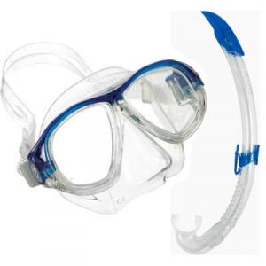 Σετ μάσκα κατάδυσης και αναπνευστήρας Combo Coral Lx 111530