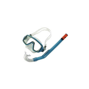 Σετ μάσκα Ventura Midi και αναπνευστήρας Mach Dry 118380