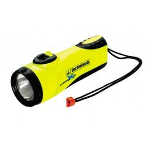Φακος καταδυσης Lumen X6 Techisub κιτρινο 510900