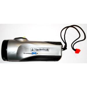 Φακος καταδυσης Lumen X6 Techisub γκρι 510910