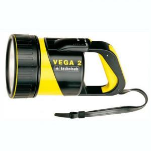 Φακος καταδυσης vega 2 Techisub κιτρινο - μαυρο 562650
