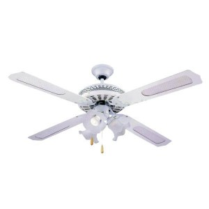 CEILING FAN 52 130CM 4 BLADES PRIMO WS52-4CL WHITE