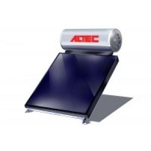 SOLAR WATER HEATER ALTEC 130/1.8 TITANIUM SELECTIVE COLLECTOR 1.8m2 Triple
