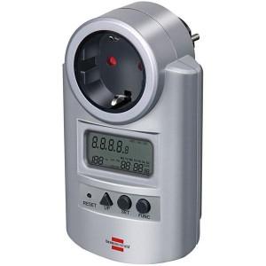 Μετρητής κατανάλωσης ρεύματος 2 ζωνών Brennenstuhl 1506600