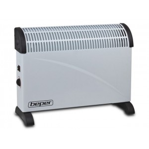 CONVECTOR 1800W WITH REELS PRIMO KDY-DL200-R BLACK
