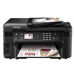 EPSON Printer Workforce WF3520DWF Multifunction Inkjet (ΕΩΣ 3 ΑΤΟΚΕΣ ΔΟΣΕΙΣ)