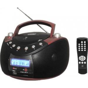 ΦΟΡΗΤΟ ΡΑΔΙΟ CD MP3/USB/CARD READER F&U RCD9031MUC
