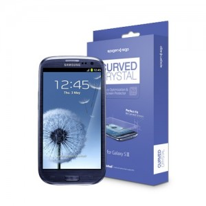 SGP Steinheil Curved Crystal for Galaxy S3