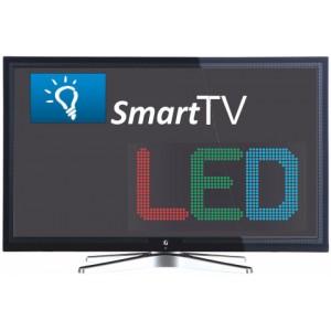"""SMART TV LED 32"""" HD READY F&U FLS32222 ΜΑΥΡΗ"""