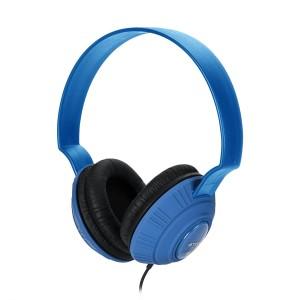 Μπλε Ακουστικά DJ Style TDK MP100