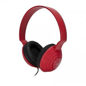 Κόκκινα Ακουστικά DJ Style TDK MP100