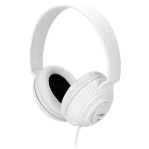 Άσπρα Ακουστικά DJ Style TDK MP100