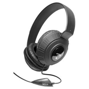 Μαυρα Ακουστικα Smartphone Control TDK MPi 110