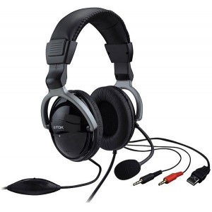 Ακουστικα Full Sound Gaming TDK ST600