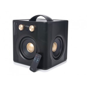 Boombox Sound Cube AAC Stereo Bluetooth TDK V-513