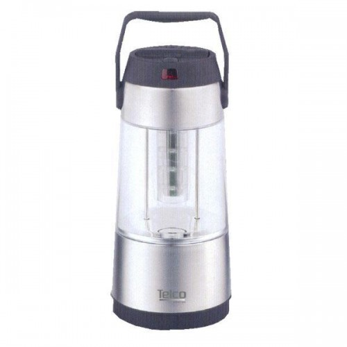 Steel Camping Light led with remote control TELCO WTE-719