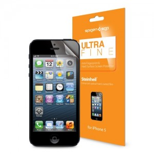 SGP Steinheil Ultra Fine Film for iPhone 5