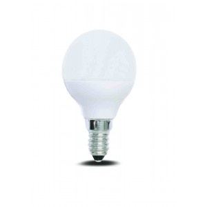 ΛΑΜΠΤΗΡΑΣ LED Ε14 7 W Φ45mm 4000 C.W.