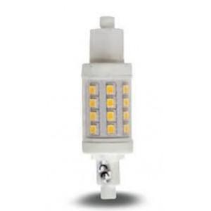 ΛΑΜΠΤΗΡΑΣ LED R7S 5W 78 mm 4000 C.W. Φ20Χ78 ΜΜ