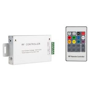 RGB CONTROLLER 216W ΜΕ ΚΟΝΤΡΟΛ