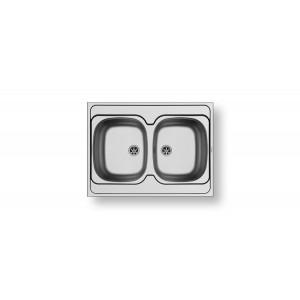 PYRAMIS ΝΕΡΟΧΥΤΗΣ ΕΠΙΚΑΘΗΜΕΝΟΣ ΑΝΟΞΕΙΔΩΤΟΣ INTERNATIONAL (80 X 60) 2B ΣΑΤΙΝΕ 100103501