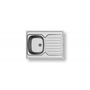 PYRAMIS ΝΕΡΟΧΥΤΗΣ ΕΠΙΚΑΘΗΜΕΝΟΣ ΑΝΟΞΕΙΔΩΤΟΣ INTERNATIONAL (80 X 60) 1B 1D ΣΑΤΙΝΕ 100106901