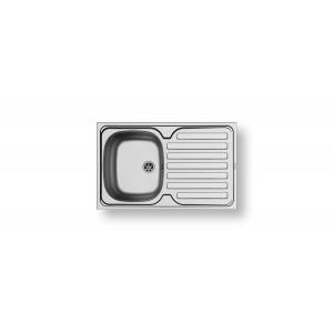 PYRAMIS ΝΕΡΟΧΥΤΗΣ ΕΠΙΚΑΘΗΜΕΝΟΣ ΑΝΟΞΕΙΔΩΤΟΣ INTERNATIONAL (80 X 50) 1B 1D ΣΑΤΙΝΕ 100107701