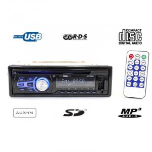 OSIO ACO-5590U ΡΑΔΙΟ / CD-MP3 ΑΥΤΟΚΙΝΗΤΟΥ ΜΕ USB / SD / AUX IN