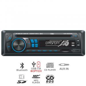 OSIO ACO-5620CUBT ΡΑΔΙΟ CD ΑΥΤΟΚΙΝΗΤΟΥ ΜΕ BLUETOOTH, USB, SD ΚΑΙ AUX-IN