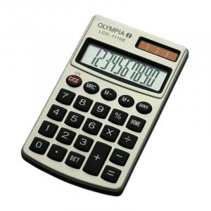 OLYMPIA LCD-1110E ΑΡΙΘΜΟΜΗΧΑΝΗ ΤΣΕΠΗΣ
