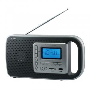 AKAI PR005A-420B ΨΗΦΙΑΚΟ ΡΑΔΙΟΦΩΝΟ USB / SD
