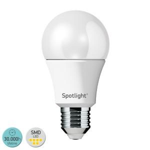 ΛΑΜΠΤΗΡΑΣ LED E27 A60 15WATT 3000 W.W.