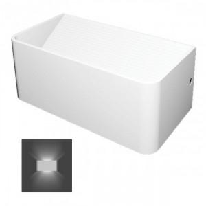 ΑΠΛΙΚΑ LED 7WATT COLD WHITE - 5930 200Χ100Χ80 ΜΜ