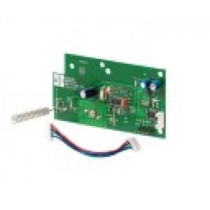 Ασύρματος δέκτης για μετατροπή πίνακα IC60 modular σε υβριδικό ή επέκταση περιοχής κάλυψης (έως 2 ανά πίνακα), σύνδεση στο Bus πινάκων, για ασύρματα περιφερειακά SiWay