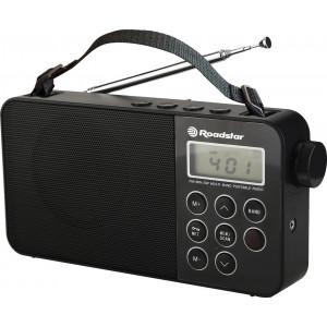 ΨΗΦΙΑΚΟ ΡΑΔΙΟΦΩΝΟ FM/AM/SW RADIO ROADSTAR TRA-2340PSW