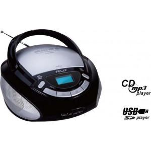 Φορητό Ράδιο-CD/MP3 Player