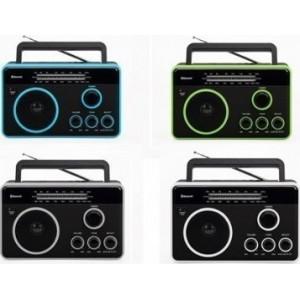 Φορητό Ραδιόφωνο με Bluetooth