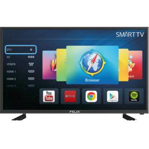 """Τηλεόραση SMART LED FELIX 4020 40"""" FULLHD 1920X1080P"""