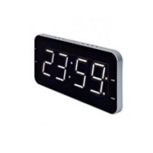 Ράδιο-ρολόι με μεγάλη οθόνη(4,5εκ.ύψος αριθμών)