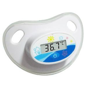 Παιδικό Ψηφιακό θερμόμετρο-πιπίλα