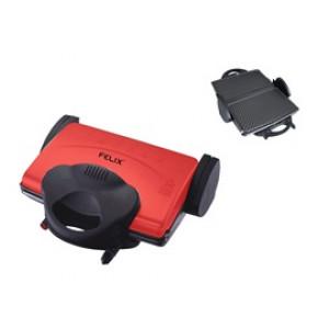 Ψηστιέρα-Τοστιέρα Felix FSD-4017 ισχύος 1800 Watt