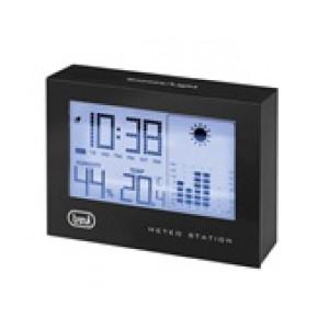 Μετεωρολογικός σταθμός με Ρολόι Ξυπνητήρι TREVI