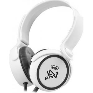 Trevi DJ 673 M White με Ενσωματωμένο μικρόφωνο