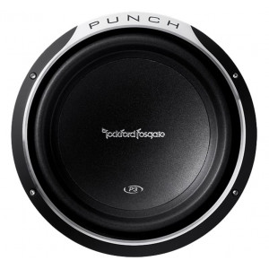 "SUBWOOFER ROCKFORD 12"" P3SD412"