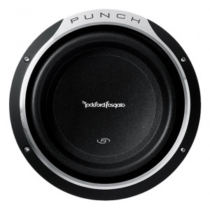 "SUBWOOFER ROCKFORD 10"" P3SD410"