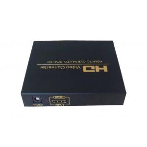 ΜΕΤΑΤΡΟΠΕΑΣ HDMI ΣΕ AV CVT-350
