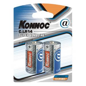 ΜΠΑΤΑΡΙΑ KONNOC LR14/C ALK-14