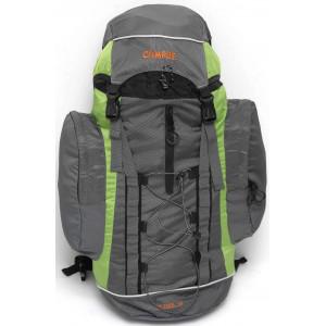Σακίδιο Πλάτης Climb 55L Γκρι-Λαχανί - CAMPUS 810-5948-3